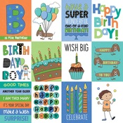 Wish Big Paper - Birthday Boy Wishes - Photoplay