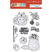 Whiskers Stamp -  Photoplay