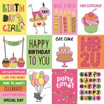Celebrate Paper - Birthday Girl Wishes - Photoplay
