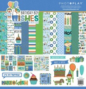 Birthday Boy Wishes Collection Pack - Photoplay