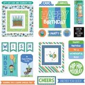 Birthday Boy Wishes Ephemera - Photoplay