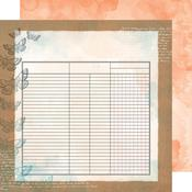 Collect and Document Paper - Field Notes - Vicki Bouton