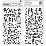 Chipboard Thickers - Field Notes - Vicki Boutin - PRE ORDER