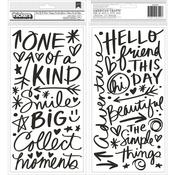 Chipboard Thickers - Field Notes - Vicki Boutin