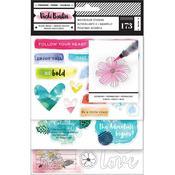 Watercolor Sticker Book - Field Notes - Vicki Boutin