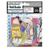 Journaling Ephemera - Field Notes - Vicki Boutin