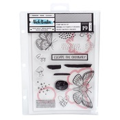 Escape Stamp & Die Set - Field Notes - Vicki Boutin - PRE ORDER
