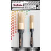 Stencil Brush Set - Field Notes - Vicki Boutin
