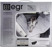 "Tan - Petego Rear Car Seat Protector Hammock 52""X64"""