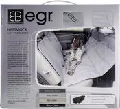 "Black - Petego XL Rear Car Seat Protector Hammock 59.5""X64.5"""