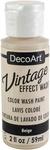 Beige - Vintage Effect Wash Paint 2oz