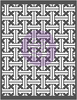 Basket Weave - Prima Re-Design Decor Stencil 22 X28  Use these detailed stencils for decorating walls, furniture, floors and more. Easy-to-use and perfect to add accents or redesign a whole area of your home. This package contains one 22x28 inch stencil. Imported.