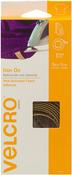 """Beige - VELCRO(R) Brand Iron-On Fabric Tape .75""""X5'"""