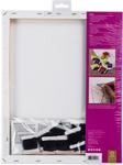 "Child Stamped On Stretched Canvas - Anchor Big Stitch Art Cross Stitch Kit 11""X14"""