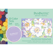 Tints - PanPastel Ultra Soft Artist Pastel Set 9ml 20/Pkg
