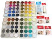 Full Color FOB: MI - PanPastel Ultra Soft Artist Pastel Set 9ml 80/Pkg