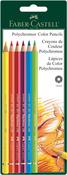 - Polychromos Color Pencils 6/Pkg
