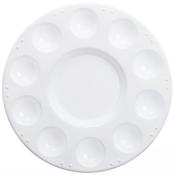 "7"" Round - Plastic Palette"