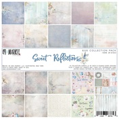 """Sweet Reflections - 49 And Market Collection Pack 6""""X6"""""""