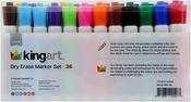 - Dry Erase Marker Set 36/Pkg
