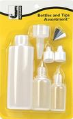 3 Bottles, 4 Tips - Jacquard Bottle & Tip Assortment