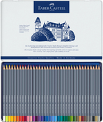 Goldfaber Aqua Watercolor Pencil Set In Metal Tin 36/Pkg