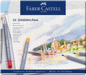 Goldfaber Aqua Watercolor Pencil Set In Metal Tin 48/Pkg