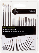 Studio 71 Precision Paint Brush Set