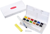 Assorted Colors - Derwent Inktense Paint Pan Travel Set