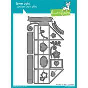 Mini Pop-Up Box Craft Die - Lawn Fawn - PRE ORDER