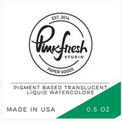 Emerald City - Liquid Watercolor - Pinkfresh - PRE ORDER