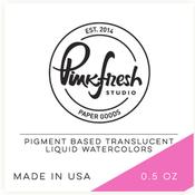 Bubble Gum - Liquid Watercolor - Pinkfresh