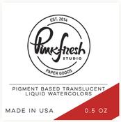 Candy Apple - Liquid Watercolor - Pinkfresh - PRE ORDER