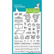 Holiday Helpers Clear Stamps - Lawn Fawn