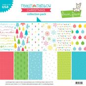 Really Rainbow Christmas Collection Pack - Lawn Fawn