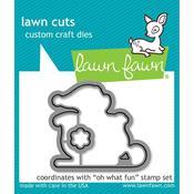 Oh What Fun Craft Die - Lawn Fawn