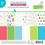 Really Rainbow Christmas Paper Pack -  Lawn Fawn