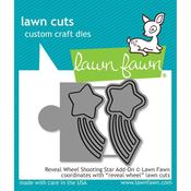 Reveal Wheel Shooting Star Add-On Craft Die - Lawn Fawn