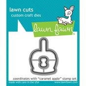 Caramel Apple Craft Die - Lawn Fawn