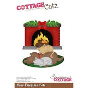 Fireplace Pets Die - Cottage Cutz - PRE ORDER