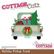 Holiday Pickup Truck Die - Cottage Cutz