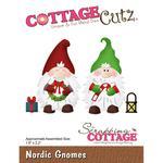 Nordic Gnomes Die - Cottage Cutz - PRE ORDER