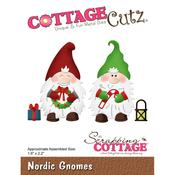 Nordic Gnomes Die - Cottage Cutz - PRE ORDER