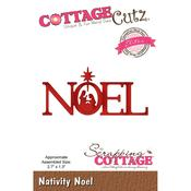 Nativity Noel Die - Cottage Cutz