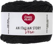 Nero - Red Heart Vera Yarn