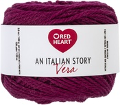 Melanzana - Red Heart Vera Yarn