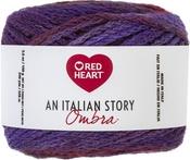 Viola - Red Heart Ombra Yarn