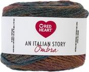 Multi - Red Heart Ombra Yarn
