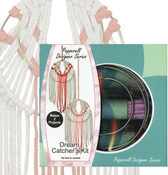 Coral & Pink - Pepperell Designer Macrame Modern Dream Catchers Kit