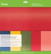 "Bolds - Cricut 12""X12"" Pearl Paper Sampler"